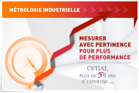 Métrologie industrielle